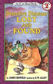 Cover of: Detective Dinosaur Lost and Found | James Skofield