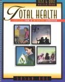 Cover of: Total Health: Choices for a Winning Lifestyle | Susan Boe