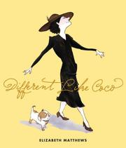 Cover of: Different Like Coco by Elizabeth Matthews