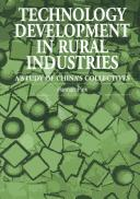 Cover of: Technology Development in Rural Industries | Hannah Piek