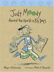 Cover of: Judy Moody | Megan McDonald