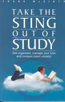 Cover of: Taking the Sting Out of Study | Frank McGinty
