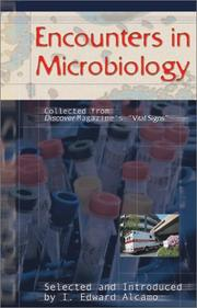 Cover of: Encounters in Microbiology | I. Edward Alcamo