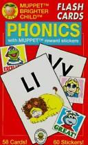 Cover of: Phonics/Flash Cards With Muppet Reward Stickers (Bright Child) | American Education Publishing