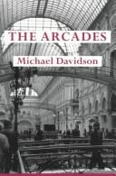 Cover of: The Arcades | Michael Davidson
