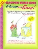 Cover of: Cheap & Easy GE Washer Repair | Douglas Emley