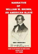 Cover of: Narrative of William Wells Brown | William Wells Brown