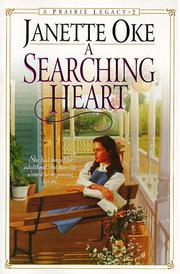 Cover of: A Searching Heart | Janette Oke