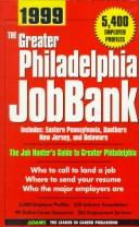 Cover of: The Greater Philadelphia JobBank 1999 (JobBank Series) | Steven Graber