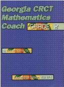 Cover of: Georgia CRCT mathematics coach grade 2 | Jerome D Kaplan