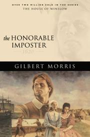 Cover of: The honorable imposter by Gilbert Morris
