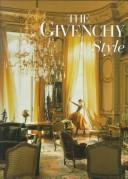 Cover of: Givenchy Style, the by Francoise Mohrt