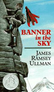 Cover of: Banner in the Sky by James Ramsey Ullman