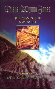 Cover of: Drowned Ammet (Dalemark Quartet, Book 2) | Diana Wynne Jones
