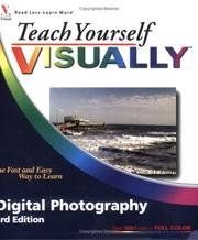 Cover of: Teach Yourself VISUALLY Digital Photography by Dave Huss