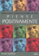 Cover of: Piense Positivamente by Susan Quilliam