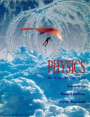 Cover of: Physics with modern physics for scientists and engineers by Richard Wolfson