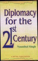 Cover of: Diplomacy for the 21st Century | Naunihal Singh