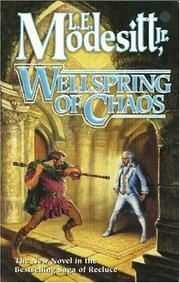 Cover of: Wellspring of Chaos | L. E. Modesitt Jr.