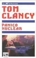 Cover of: Panico Nuclear | Tom Clancy