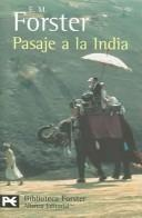 Cover of: Pasaje a la India/ A Passage to India by E. M. Forster