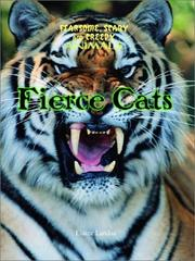 Cover of: Fierce Cats (Landau, Elaine. Fearsome, Scary, and Creepy Animals.) | Elaine Landau