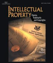 Cover of: Intellectual Property | Richard W. Stim