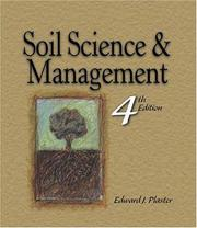 Cover of: Soil Science & Management by Edward Plaster