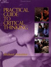 Cover of: Practical Guide to Critical Thinking | Michael Andolina