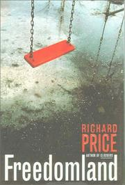 Cover of: Freedomland | Price, Richard