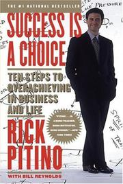 Cover of: Success Is a Choice | Rick Pitino