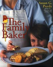 Cover of: The Family Baker | Susan G. Purdy