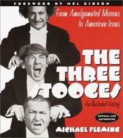 Cover of: The Three Stooges by Michael Fleming