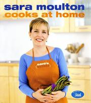 Cover of: Sara Moulton Cooks at Home | Sara Moulton