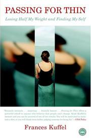 Cover of: Passing for Thin | Frances Kuffel
