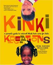Cover of: Kinki Kreations | Jena Renee Williams