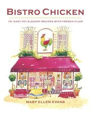 Cover of: Bistro Chicken | Mary Ellen Evans