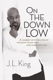 Cover of: On the Down Low | J.L. King