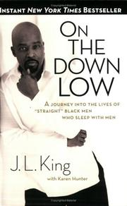 Cover of: On the Down Low | J. L. King