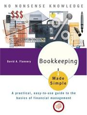 Cover of: Bookkeeping made simple | David A. Flannery