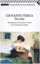 Cover of: Garzanti - Gli Elefanti by Giovanni Verga