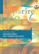 Cover of: Repertorio dei Verbi Italiani by Hamid Reza Mousavi
