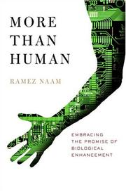 Cover of: More Than Human | Ramez Naam