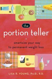 Cover of: The Portion Teller by Lisa R. Young