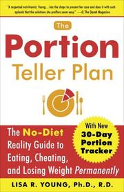 Cover of: The Portion Teller Plan | Lisa R. Young