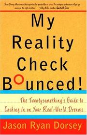 Cover of: My Reality Check Bounced! | Jason Ryan Dorsey