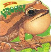 Cover of: Frogs! (Know-It-Alls) | Jocelyn Hubbell