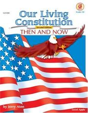 Cover of: Our Living Constitution, Grades 5 to 8 (American History) | Good Apple