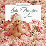 Cover of: Little Thoughts With Love | Anne Geddes