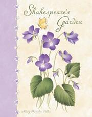 Cover of: Shakespeare's Garden | Nancy Shumaker Pallan